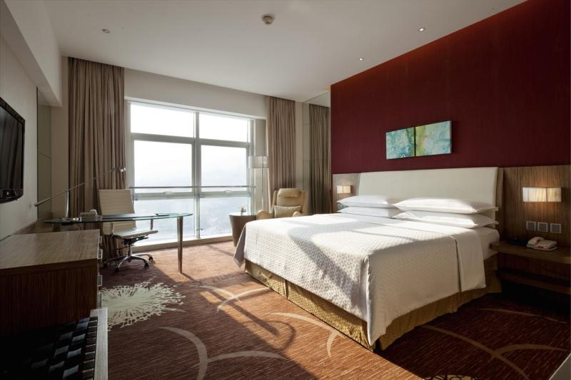 Four Points By Sheraton TaiAn Room Type